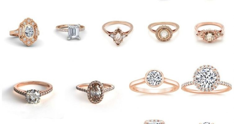 diamond rings trends
